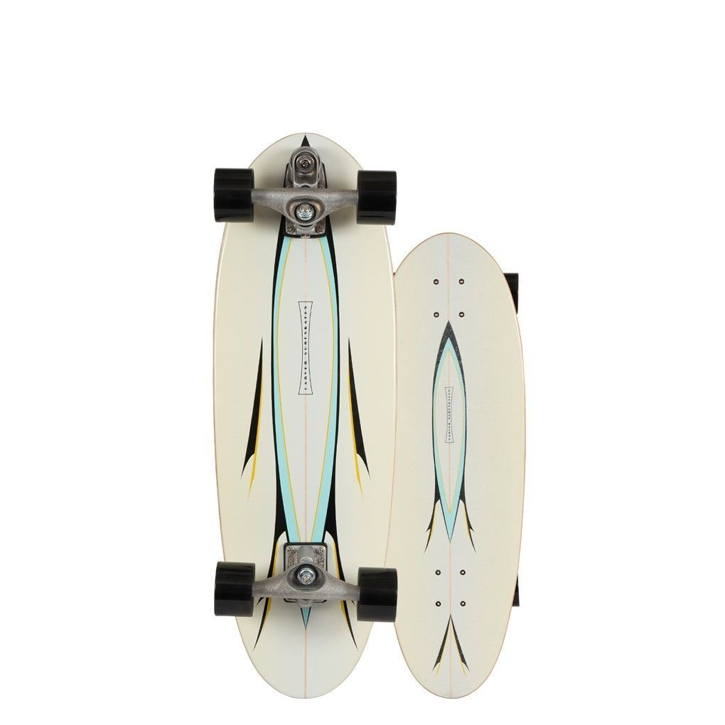 surfskate-carver-nomad-30-25-con-ejes-c7-raw
